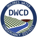 Dolores Water Conservancy District Header Logo
